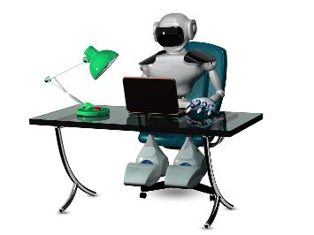 Robot trade software for commodity trading