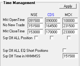 Dedicated Robots software for Nifty Options trading