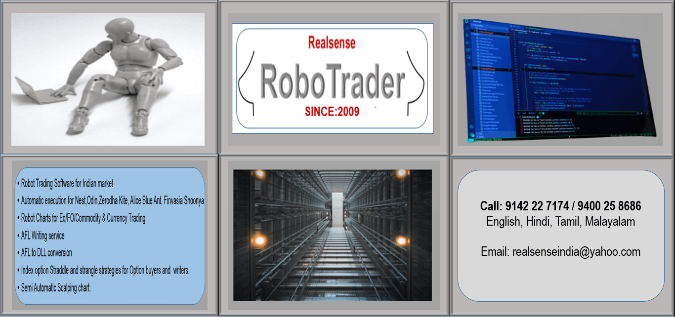 Robo trading software cover image 2nd January 2021