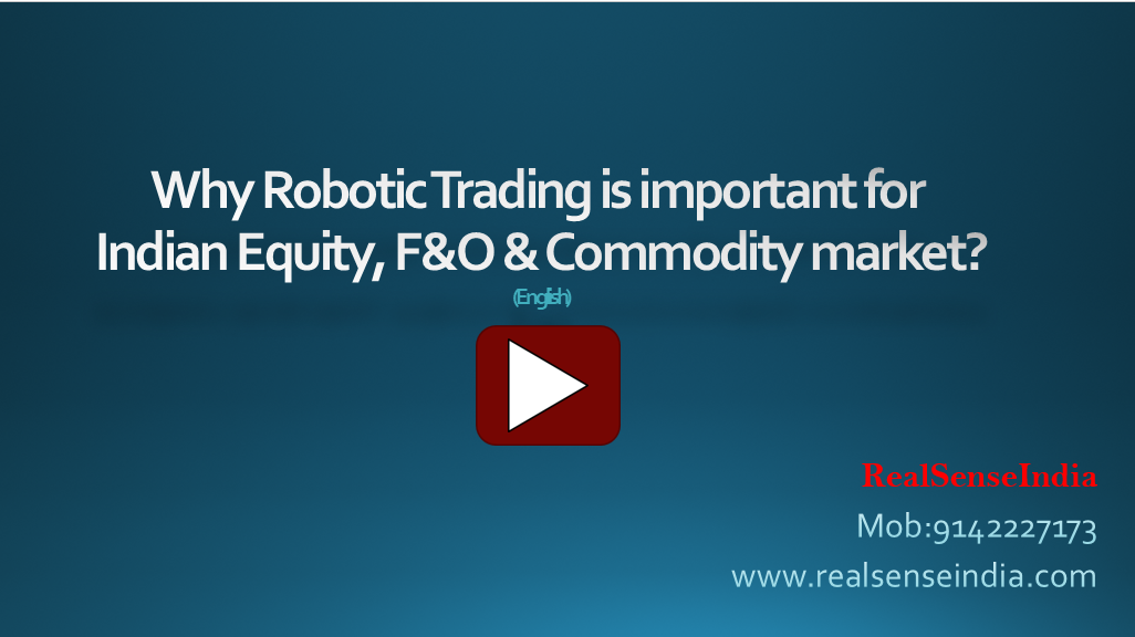 Why robo trading is important (Video link)